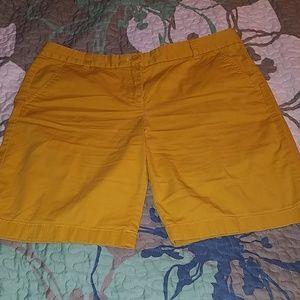 J. Crew Bermuda Shorts